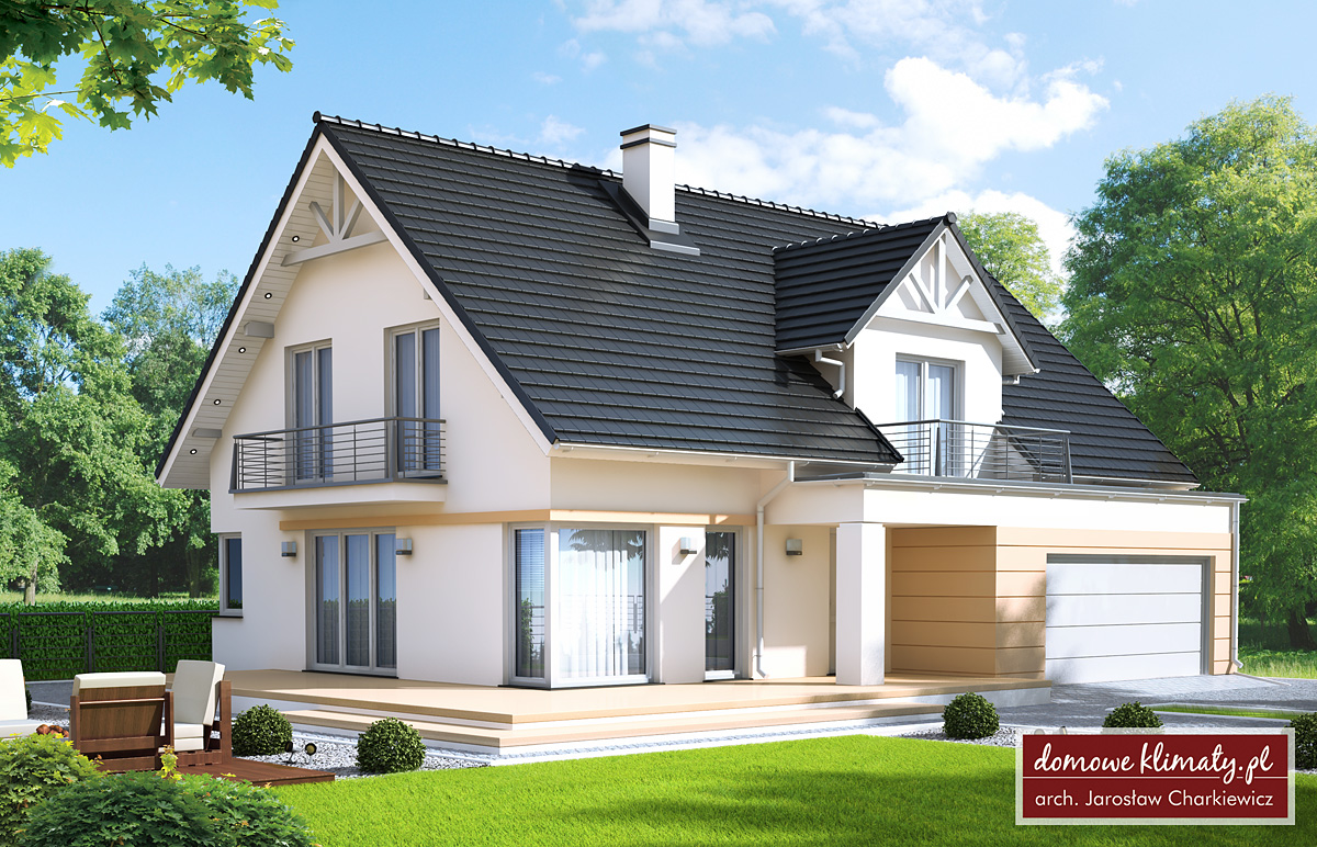 House design helios iii nf40 m domowe klimaty for Projects house